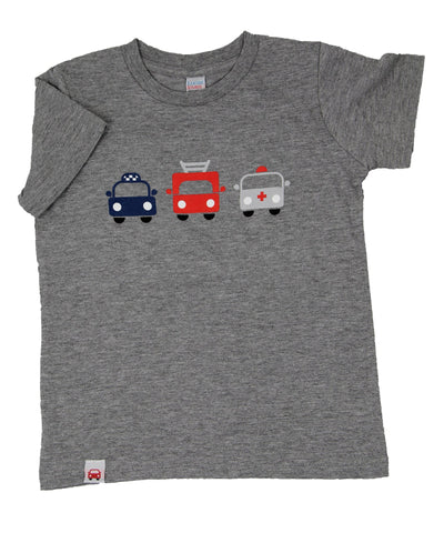 Grey Marle Rescue Team t-shirt