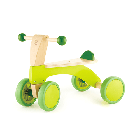 Hape Scoot Around | Wooden Ride on | Lucas loves cars