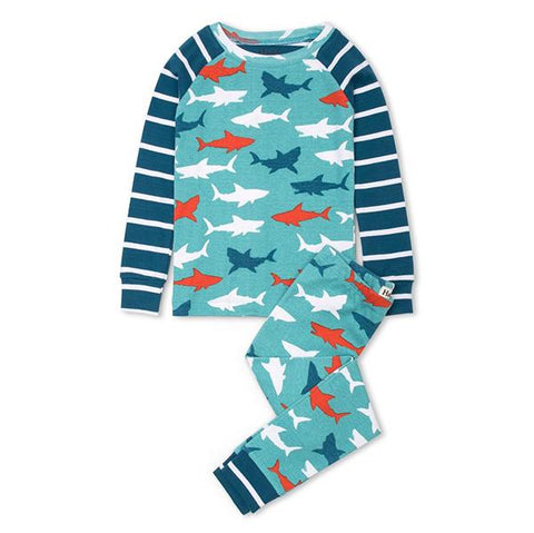 Hatley Organic cotton pajamas | Kids PJ  | Lucas loves cars