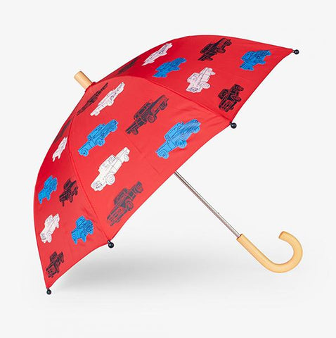 Hatley - Umbrella Pickup Trucks