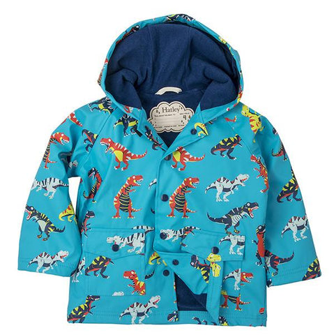 Hatley dinosaur raincoat | Lucas loves cars