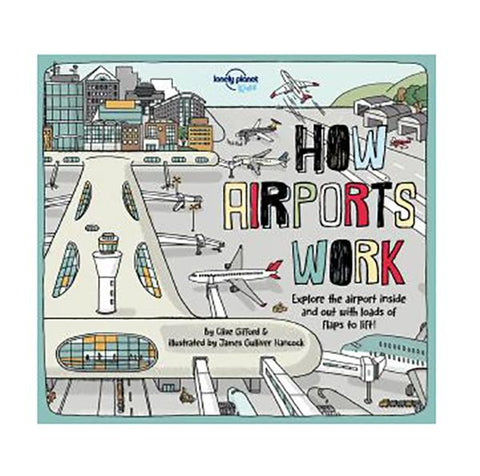 How Airports Work Book