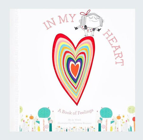 In my heart kids book of feelings | Lucas loves cars