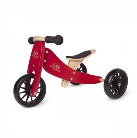 Kinderfeets |  Tiny Tots Trike Red  | Lucas Loves Cars