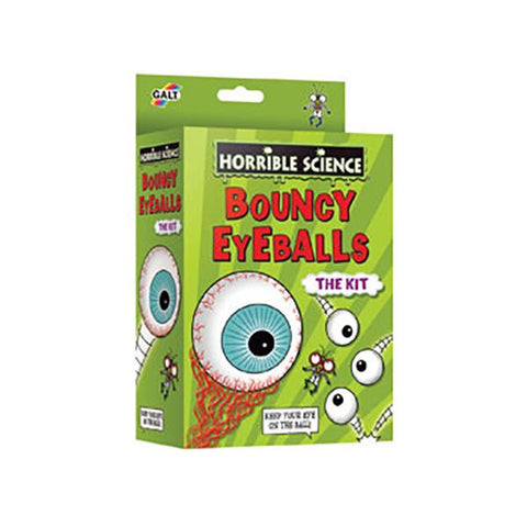 Bouncy Eyeballs | Science kit | Lucas loves cars