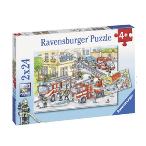 Ravensburger puzzles | Local Hero Puzzle | Kids jigsaws | Lucas loves cars
