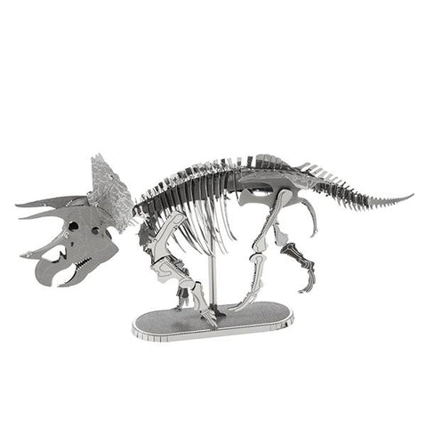 Metal Earth - Triceratops Skeleton