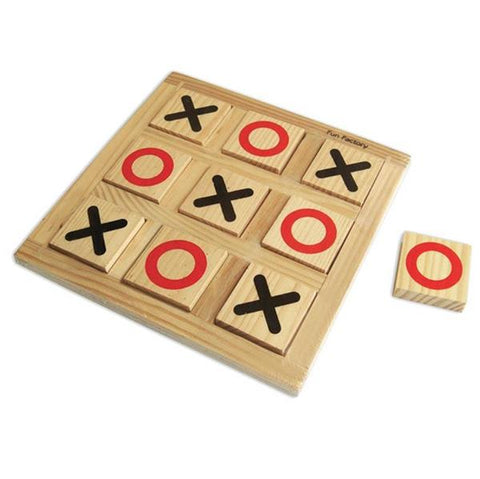 Noughts and crosses game | Wooden toys Australia |  Lucas loves cars