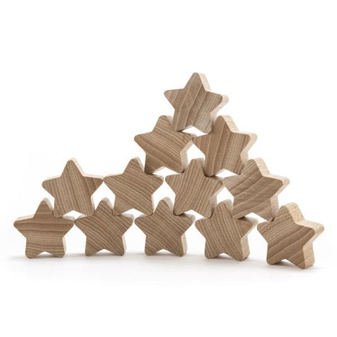 Ocamora | Star Stackers Natural | Wooden toys | Lucas loves cars
