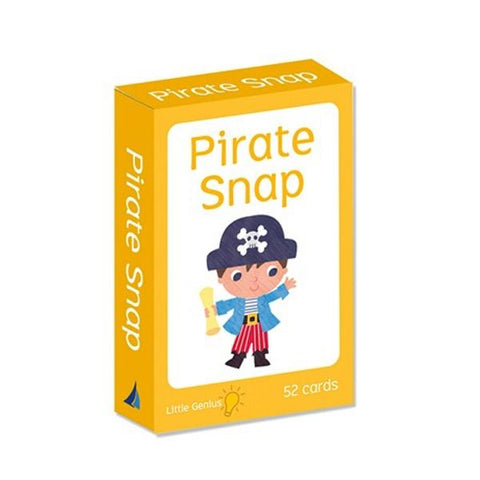 Pirate Snap game | Little Genius | kids games  | Lucas loves cars