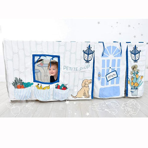 Petite Maison Play table tent | Play shop | Kids activities  | Lucas loves cars
