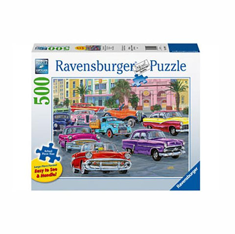 Car Jigsaw Puzzle | Ravensburger puzzles |  Lucas loves cars