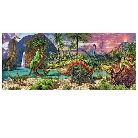 200 pc Land Of Dinosaurs Puzzle | Ravensburger |  Lucas loves cars