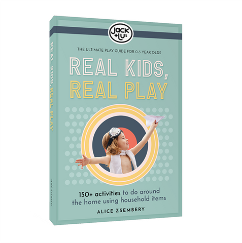 Real Kids Real Play | Activities book | Lucas loves cars