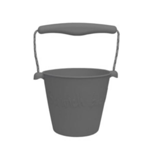 Scrunch Bucket Dark Grey