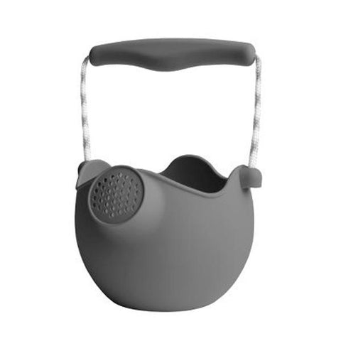 Scrunch Watering Can Dark Grey