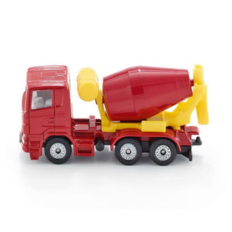 Siku Cement Mixer | car toys | Lucas loves cars