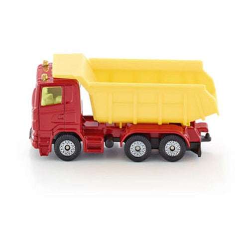 Siku Trucks | Dump Truck toy | Lucas loves cars
