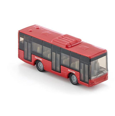 SIKU red Bus | Siku toy | Lucas loves cars