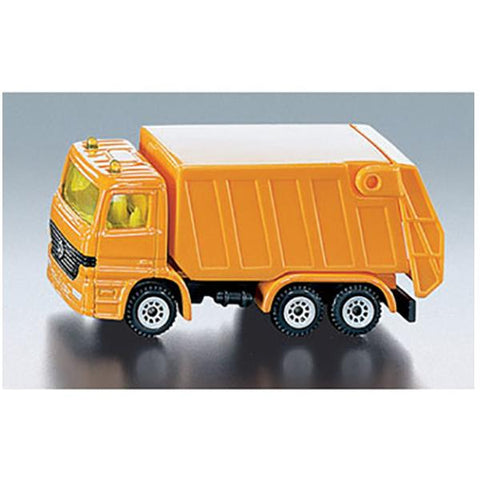 Siku Rubbish truck | Car toys | Lucas loves cars