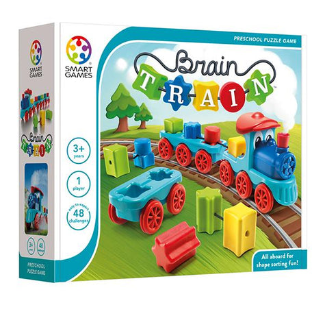 Smart games Brain Train | Smart Games Australia | Lucas loves cars