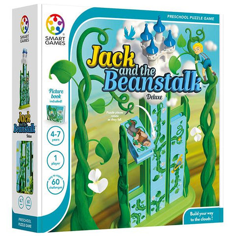 Smart Games Jack and Beanstalk | Kids logic game | Lucas loves cars