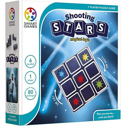 Smart Games | Shooting Stars | Logic games | Lucas loves cars