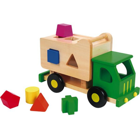 Sort N' Tip Garbage Truck