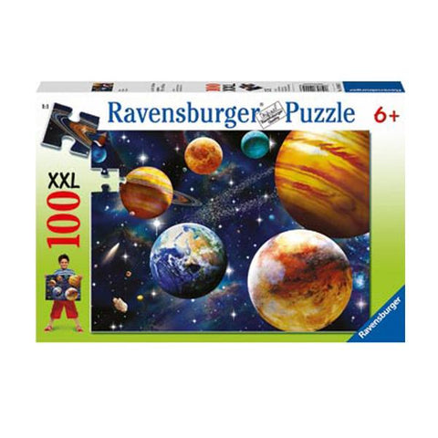 Ravensburger Puzzles | Space Jigsaw | Jigsaw for 6 year olds |  Lucas loves cars
