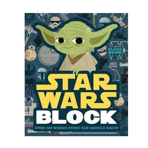Star Wars Alphablock | Kids books | Gift for 5 year old | Lucas loves cars