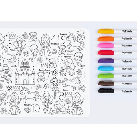 Colour in  placemat | hey Doodle | Eco friendly gifts | Lucas loves cars