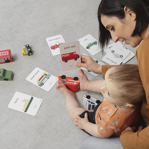Transport Flash cards  | Car toys  | Australian made | Lucas loves cars