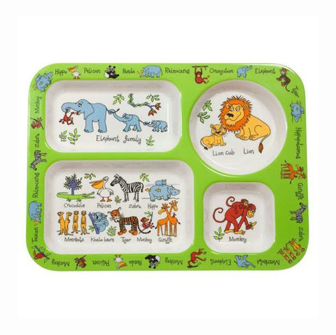 Tyrrell Katz | Jungle Compartment Tray | Lucas loves cars