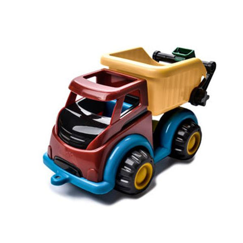 Mighty Garbage Truck | viking toys | Lucas loves cars