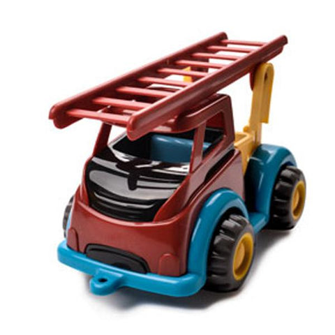 Mighty Fire Truck | viking toys | Lucas loves cars