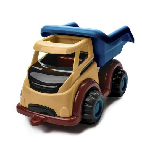 Mighty Tipper Dump Truck | viking toys | Lucas loves cars