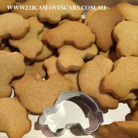 Biscuit cutter - mini size | Sweet Themes |  Lucas loves cars