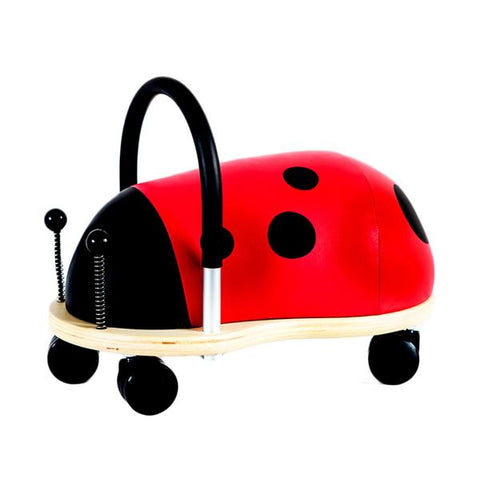 Wheely Bug Ladybug | Ride on | Lucas loves cars