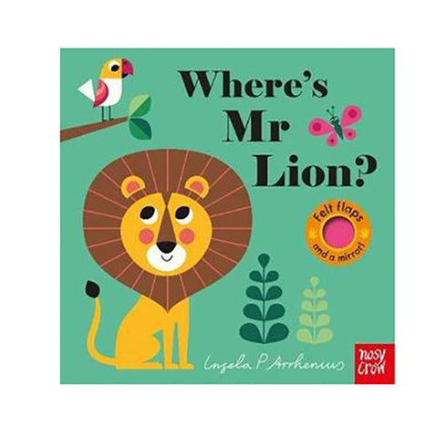 Wheres Mr Lion board book | Kids books | lucas loves cars