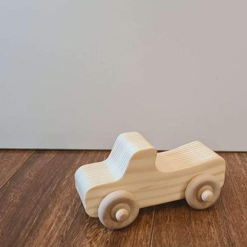 Wooden Toy co cars