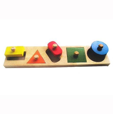 Wooden Basic shape Puzzle | montessori toys  | Lucas loves cars