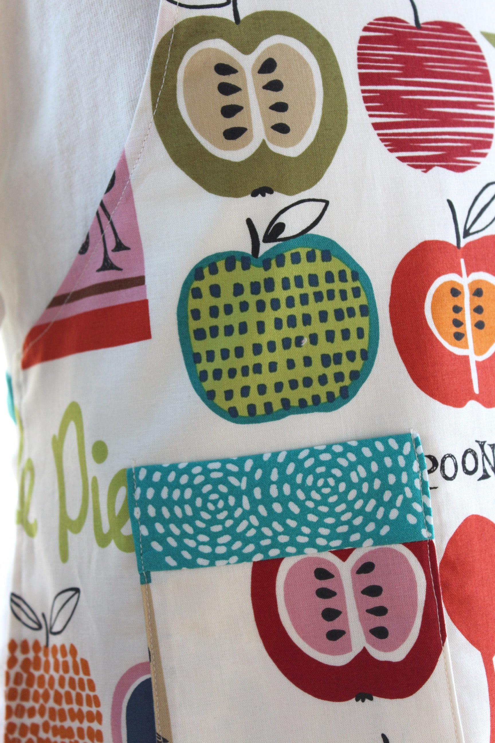 Apple Pie Kid's Apron