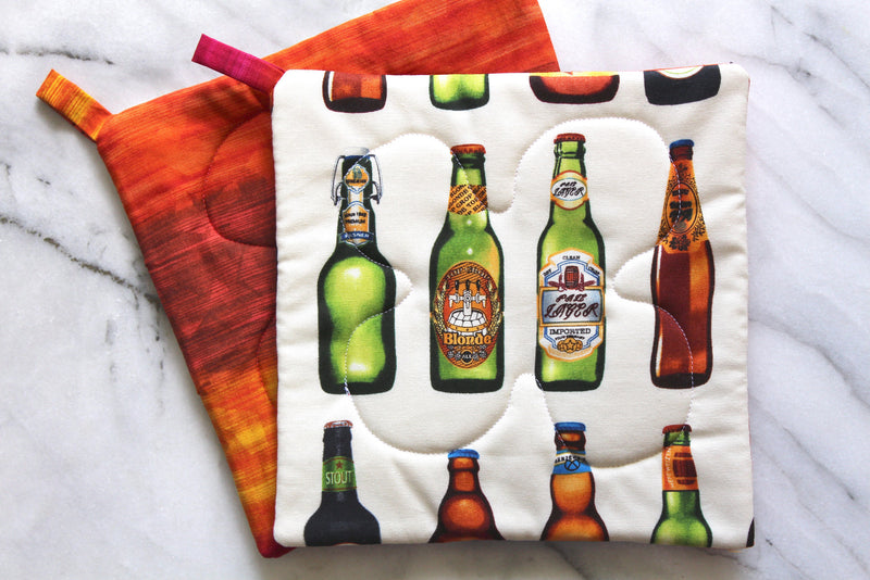 Beer Potholder