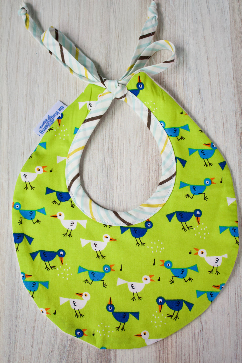 Bitsy the Bird Bib