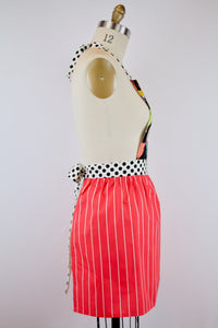 Cluck! Cluck! Vintage Style Apron