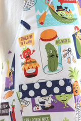 Corny Jokes Kid's Apron