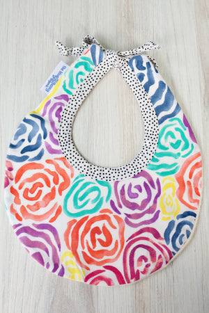 Dreamy Meadow Bib