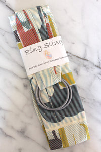 Elephant Ring Sling for Babies