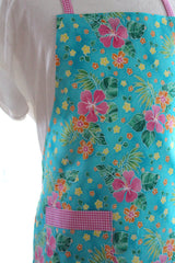 Hawaiian Shirt Kid's Apron