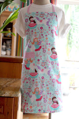 Princesses and Unicorns Kid's Apron
